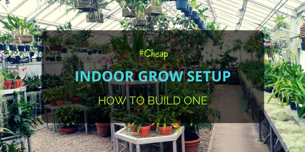 cheap indoor grow setup how to build one. Black Bedroom Furniture Sets. Home Design Ideas