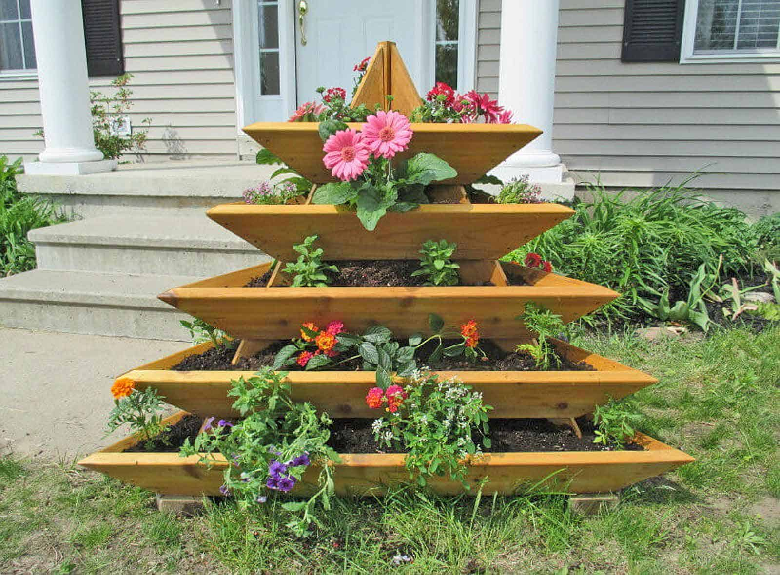 Tired Raised Bed