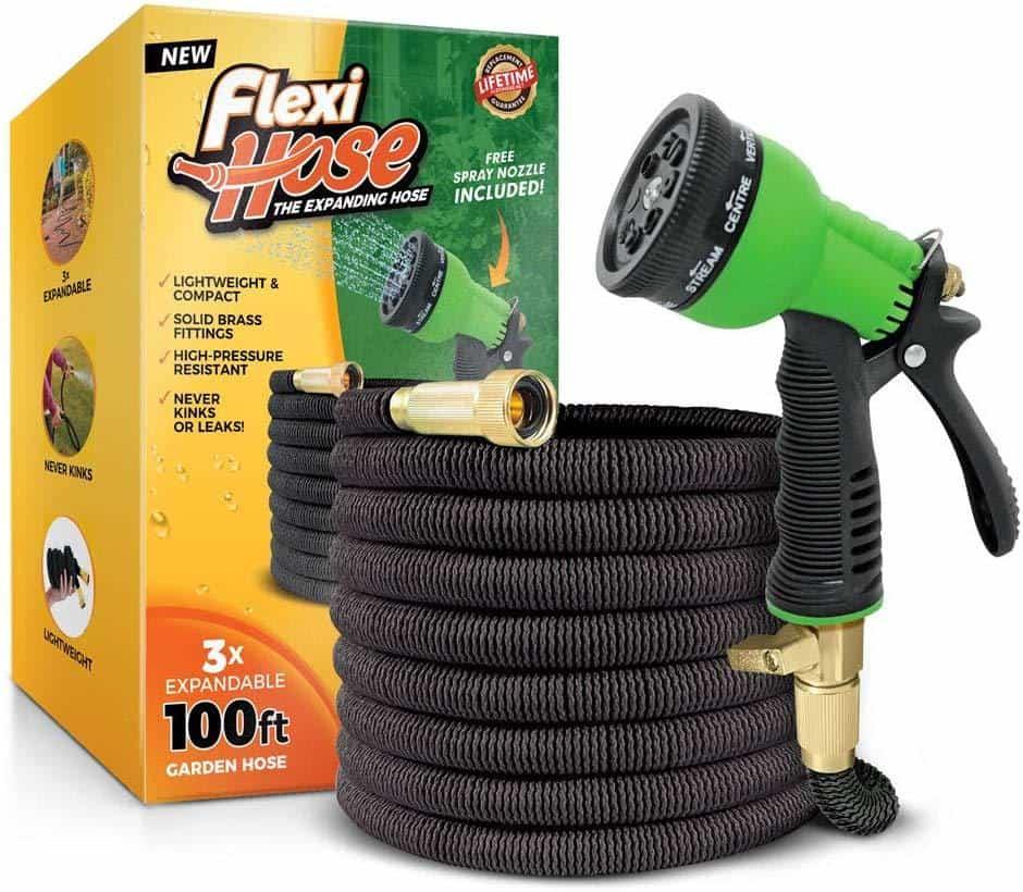 Flexi Hose Lightweight Expandable Garden Hose - Best Expandable Hose Consumer Reports