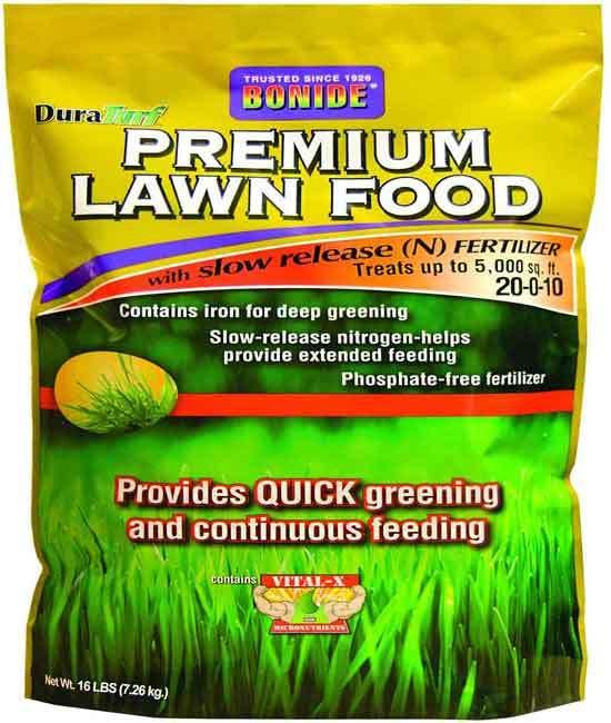 Bonide 60460 Premium Lawn Food