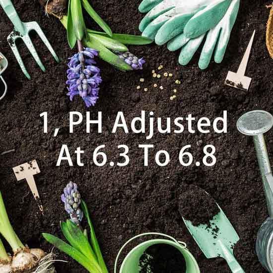 FoxFarm Ocean Forest Potting Soil Organic Mix Indoor Outdoor For Garden And Plants 2