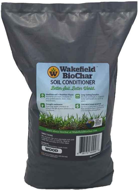 Wakefield Biochar Soil Conditioner Premium
