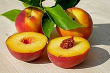how to ripen peaches fast