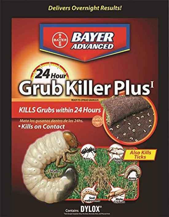 BAYER Advanced 24 hour Grub Killer Plus – Grub Control