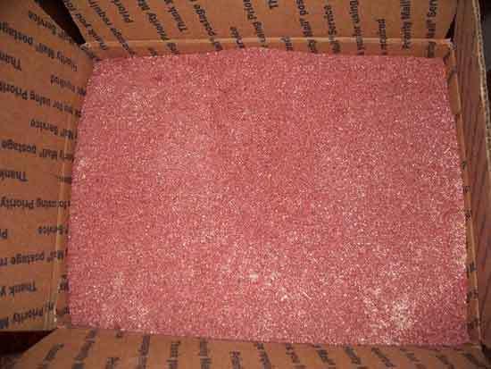 Eastern RED Cedar Sawdust