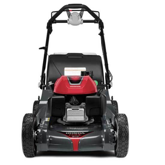 Honda 662300 21 in. GCV200 4 in 1 Versamow System Walk Behind Mower w Clip Director MicroCut Twin Blades