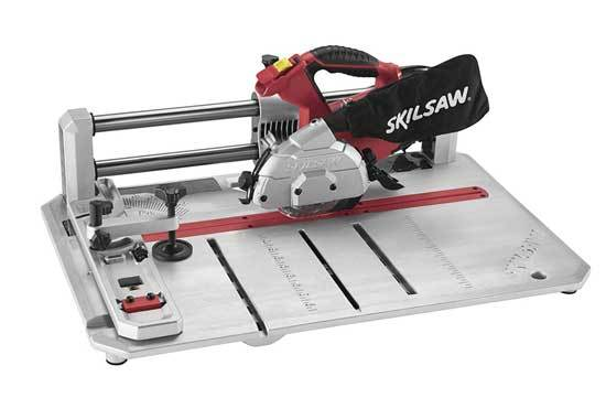 SKIL Flooring Saw with 36T Contractor Blade
