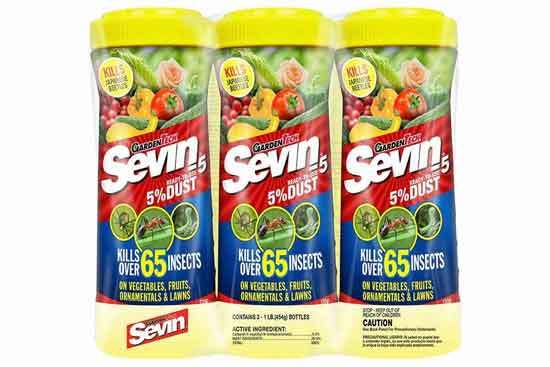 Sevin Ready to Use Insect Killer – 5 Dust