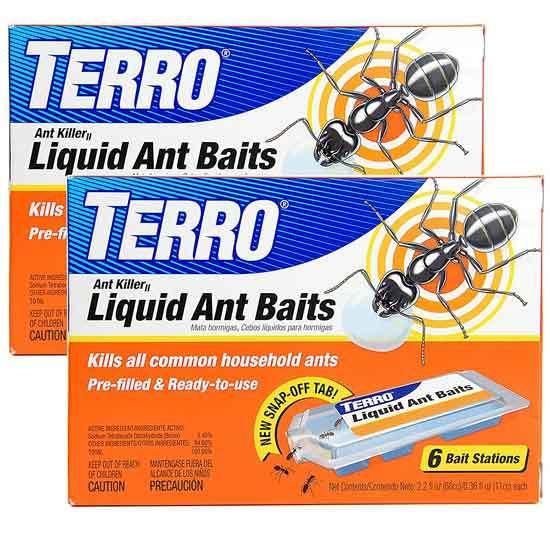 TERRO T300B 2 Pack Liquid Ant Baits