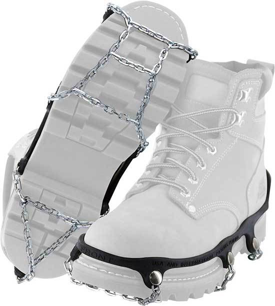Yaktrax Traction Chains for Walking on Ice and Snow
