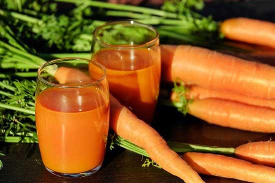 Carrot Juice 1