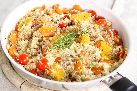 Quinoa The super Food