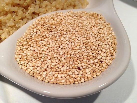 Uncooked Quinoa Shelf Life