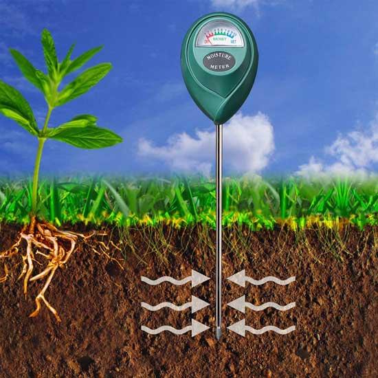 XLUX T10 Soil Moisture Sensor Meter
