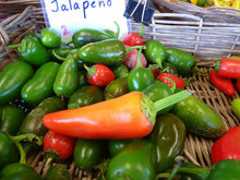 Clagett Farm Pick Jalapeno Peppers