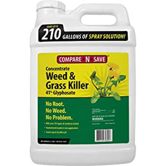 Compare N Save Concentrate Grass and Weed Killer 41 Percent Glyphosate