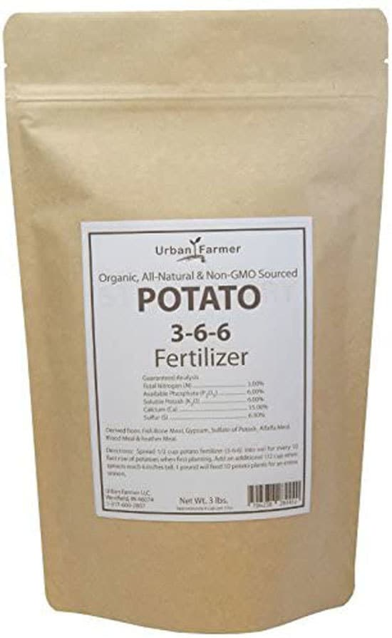 Organic Potato Fertilizer