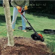 10 Best Edger Reviewed BLACKDECKER 2 in 1 String Trimmer Edger and Trencher 2