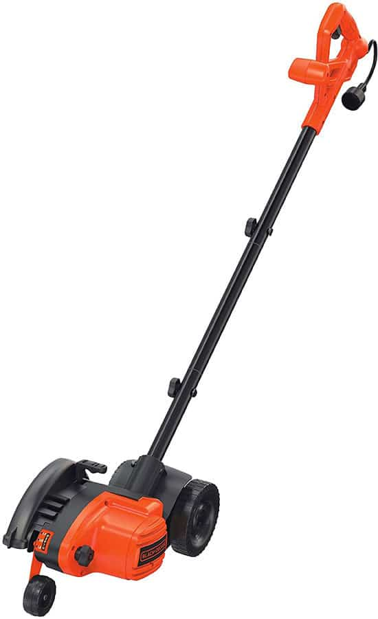 10 Best Edger Reviewed BLACKDECKER 2 in 1 String Trimmer Edger and Trencher
