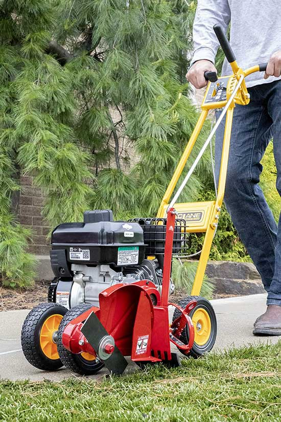10 Best Edger Reviewed McLane 101 5.5GT 7Gas Powered Lawn Edger 2