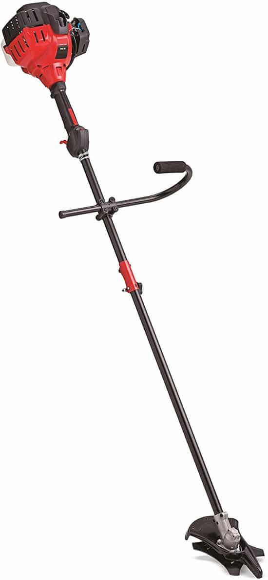 Best Brush Cutter for Stubborn Brush Troy Bilt TB42 BC Gas Brushcutter