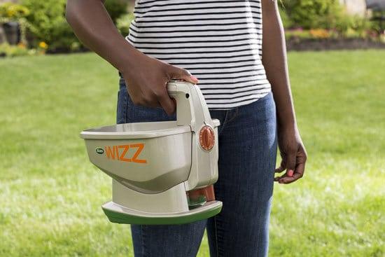 Best Fertilizer Spreader Scotts 71131 Wizz Hand Held Spreader