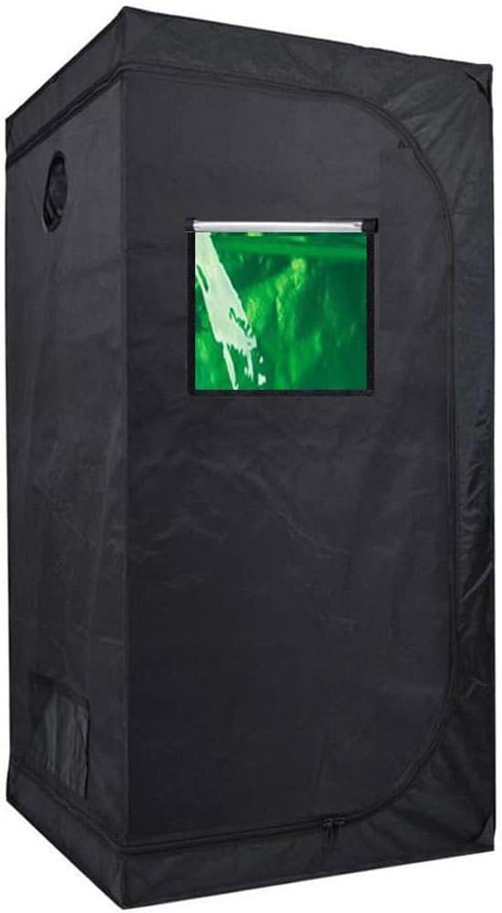 Best Grow Tent High Quality and Low Price Oppolite 36x36x72 Hydroponic Grow Tent