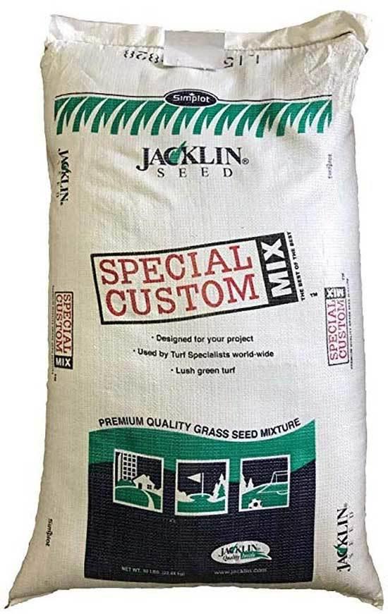 Best Kentucky Bluegrass Seeds Jacklin Seed Biltmore Blue Blend 100 Kentucky Bluegrass Certified Grass Seed