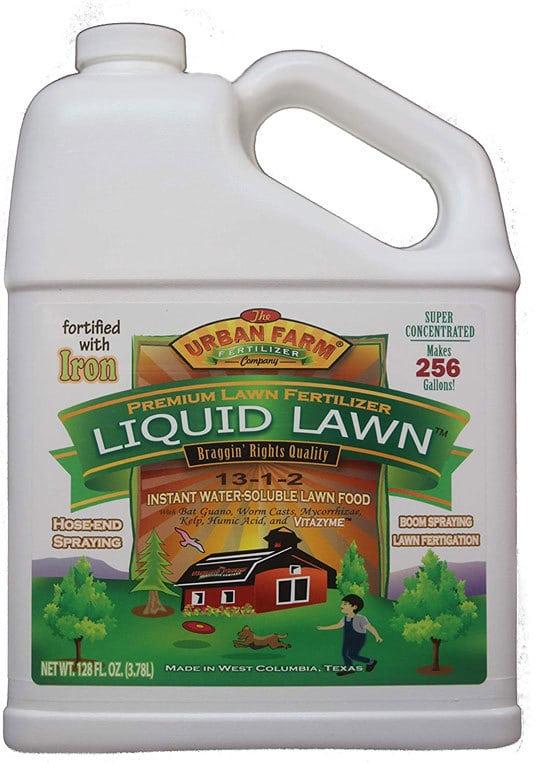 Best Liquid Fertilizers for Pastures Urban Farm Fertilizers Liquid Lawn Fertilizer