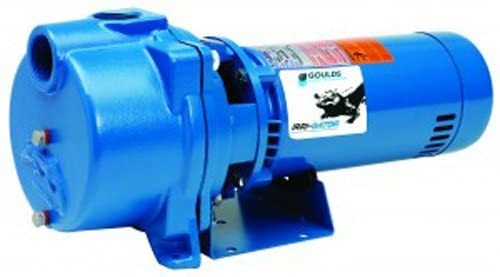 Best Sprinkler Pump Goulds Centrifugal – Among High Quality Sprinkler Pumps 1.5 Hp
