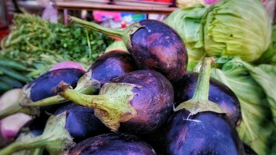 Black Vegetables For Your Garden Syrian Stuffing Eggplant
