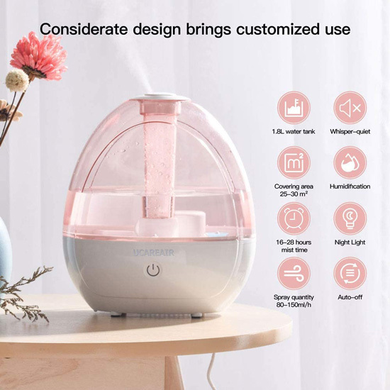 How Fast Does Ivy Grow Cool Mist Humidifier