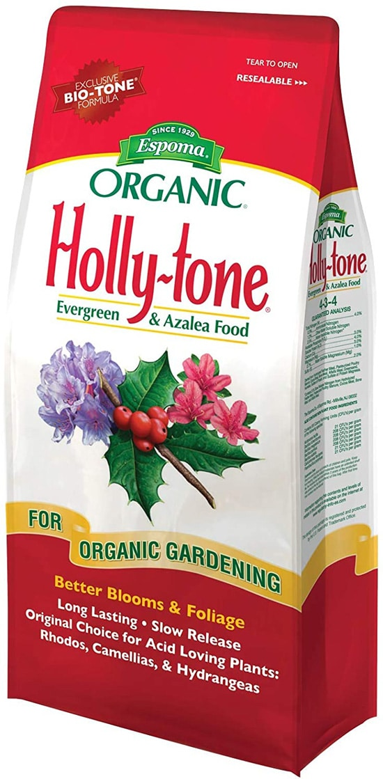 How do plants eat Espoma HT36 Holly Tone Plant Food Bag