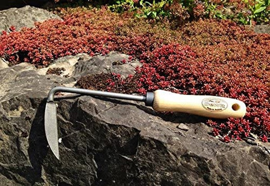 DeWit Right Hand Cape Cod Weeding Tool Best Weed Pullers
