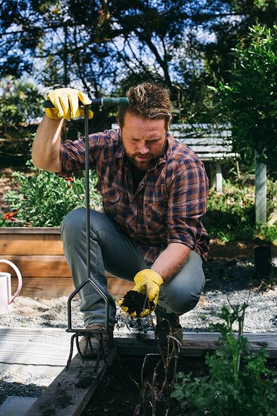 Yard Butler Twist Tiller Weeding Tool Best Weed Pullers