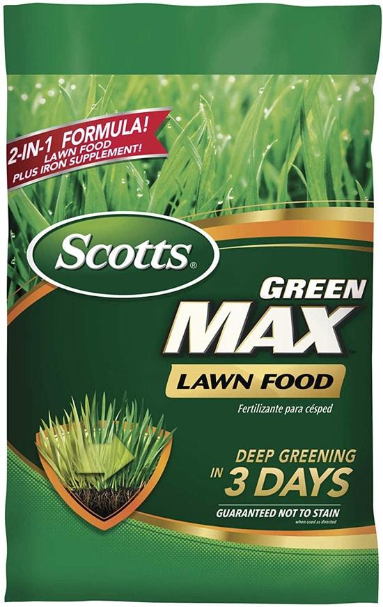Scotts 44615A Green Max Lawn Food