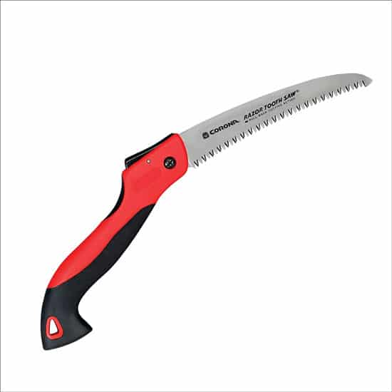 CORONA RS 7245 Best Hand Saw for Cutting Trees