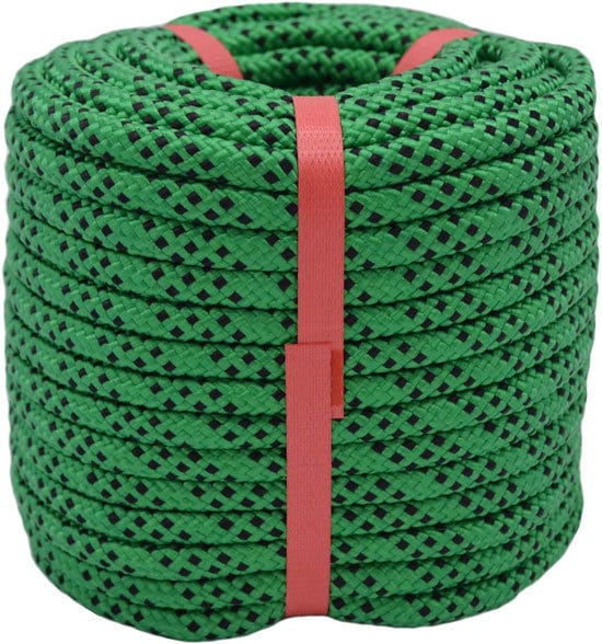YUZENET Braided Polyester Arborist Rigging Rope Best Rope for Tree Swing