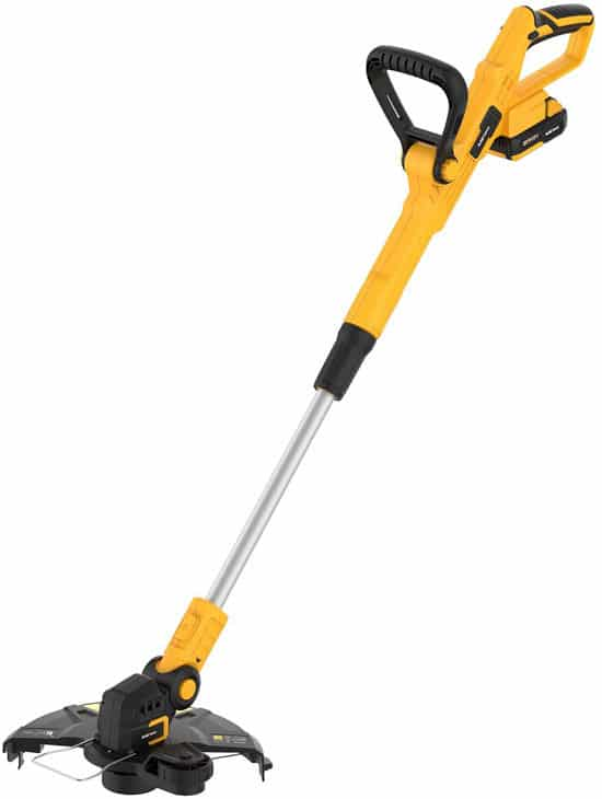 AchiForce 12 Inch Cordless Commercial Battery Powered Weed Eater Best Commercial Weed Eater
