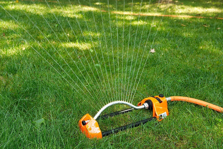 Dramm Green 15004 ColorStorm Oscillating Sprinkler 2 Best Oscillating Sprinklers