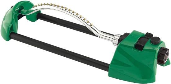 Dramm Green 15004 ColorStorm Oscillating Sprinkler Best Oscillating Sprinklers