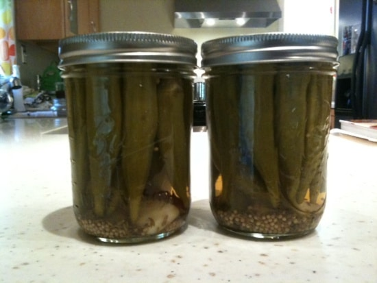 Canning orka How To Store Okra