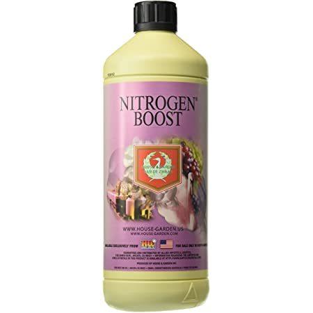House Garden HGNIB01L Nitrogen Boost Fertilizer What Kills Clover But Not Gras 2
