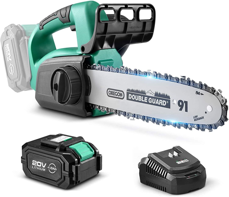 KIMO Cordless Auto Tension Professional Chainsaw Best Professional Chainsaw