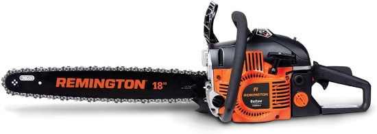 Remington RM4618 Outlaw Gas Powered Professional Chainsaw Best Professional Chainsaw