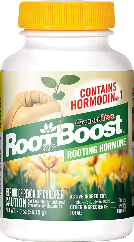 RootBoost Rooting Hormone Powder Best Rooting Hormone