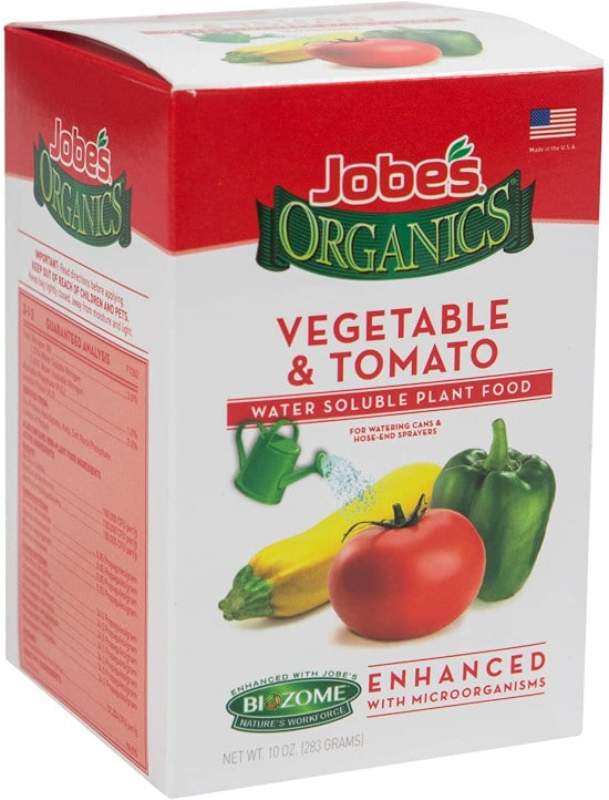 Jobes Organics 3 1 2 Fertilizer for Carrots Best Fertilizer for Carrots