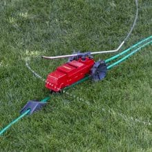 Melnor 4501 Adjustable Traveling Sprinkler Best Traveling Sprinkler 2