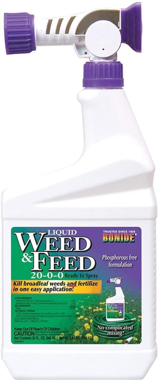 Bonide 301 O8586828 32 oz Weed and Feed Best Weed and Feed Products