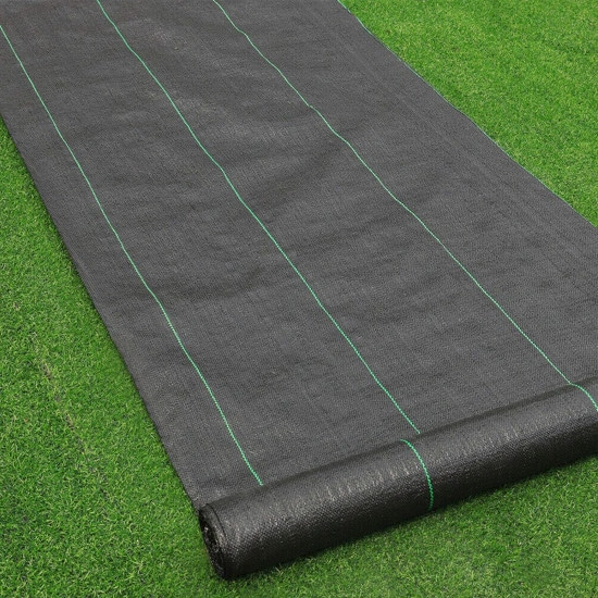 Goasis Lawn Heavy Duty 3FT x 100FT Weed Nonwoven Barrier Best Weed Barrier